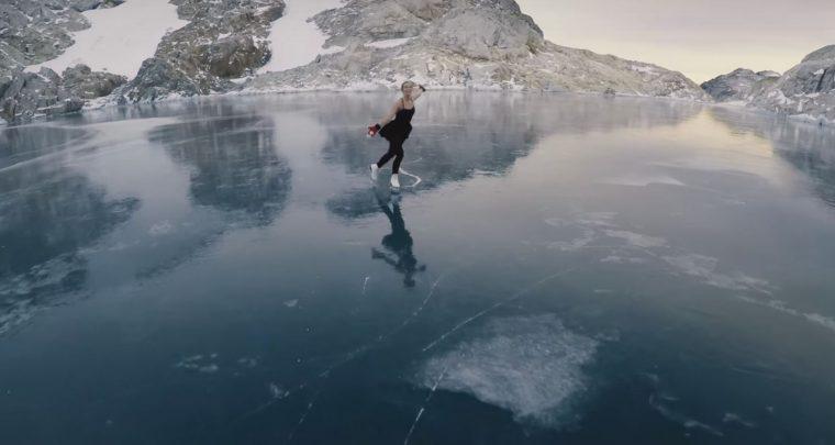 Heaven on earth - Schaatsen in de bergen