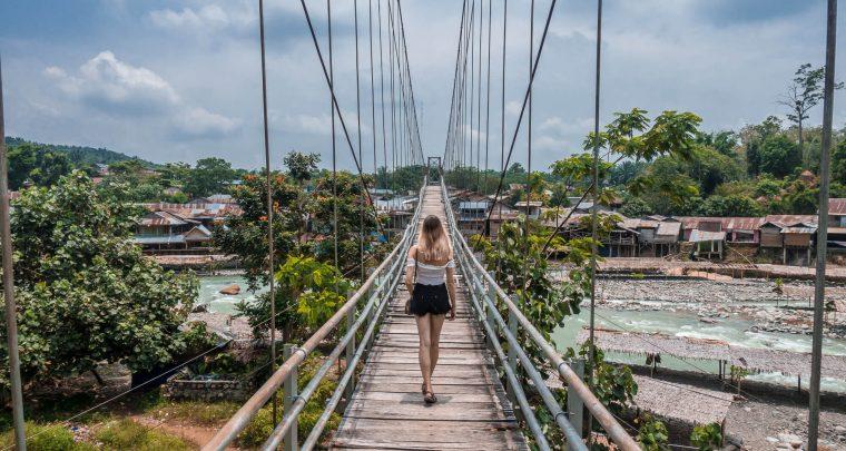 Reisdagboek #6 Een nieuw land, een nieuw avontuur