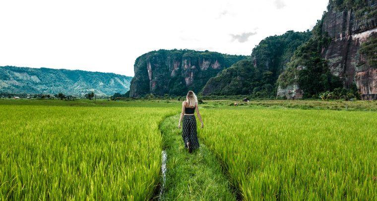Het pure leven in Harau Valley
