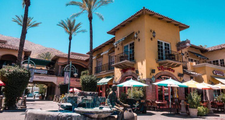 Palm Springs in één dag
