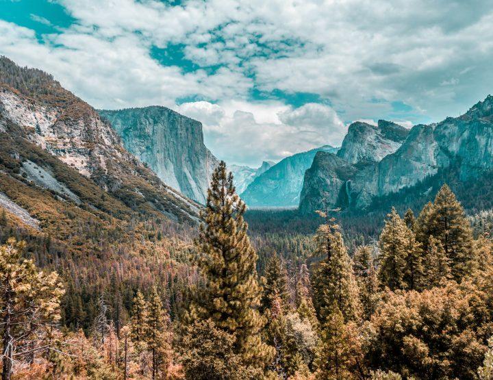 Yosemite - De natuur op zijn mooist