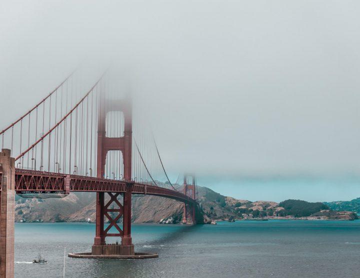 Uitwaaien in San Francisco