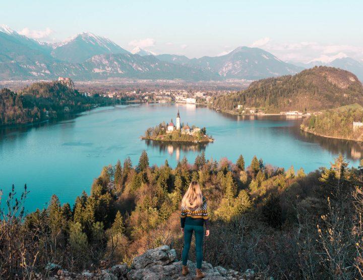 Onze complete route voor een week roadtrippen in Slovenië