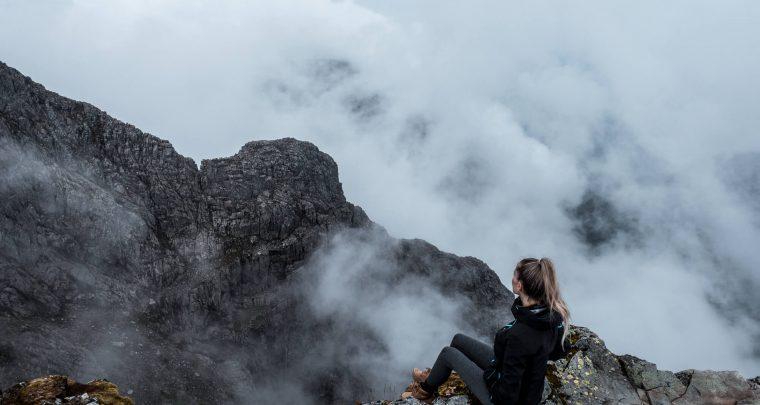 Naar de top van de Ben Nevis