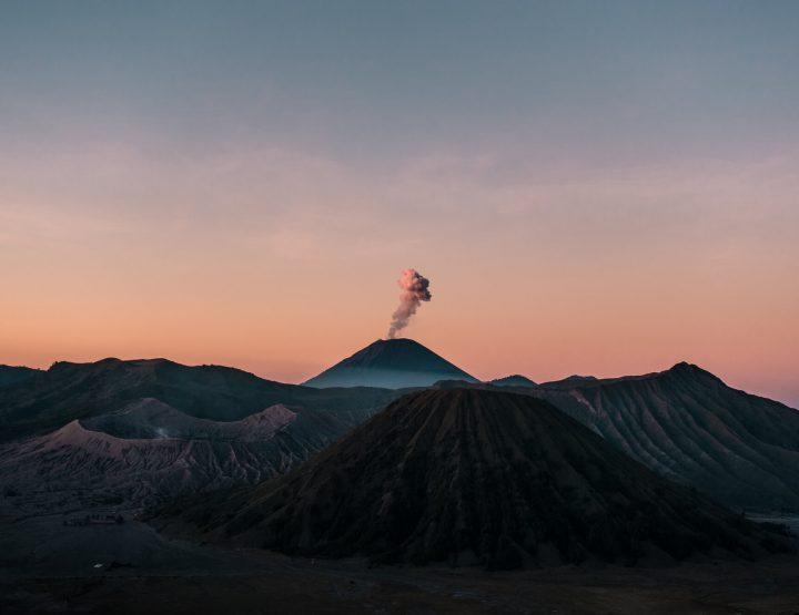 Gratis de Bromo vulkaan beklimmen