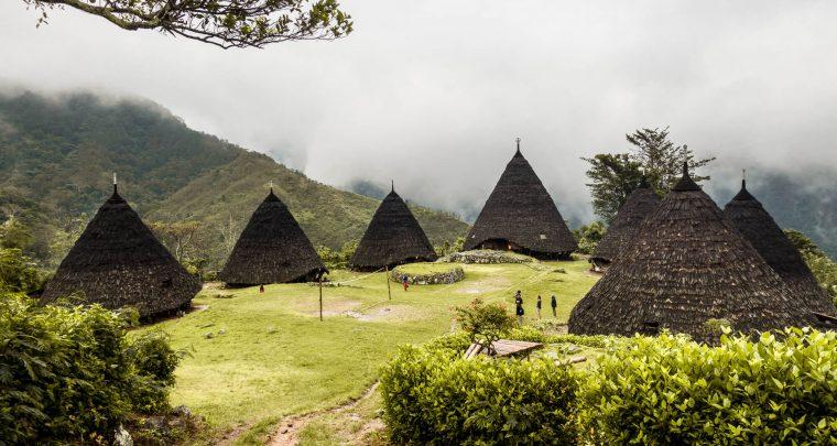 Wae Rebo - Een traditioneel dorp in de jungle