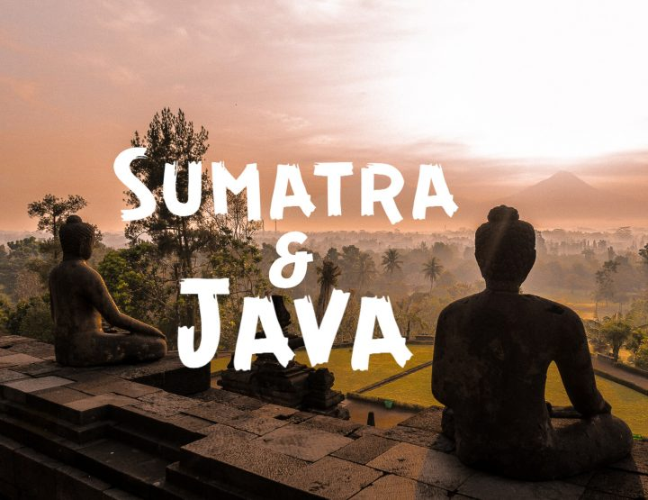 Reisvideo Java en Sumatra // Indonesië