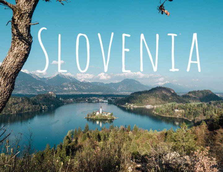 VIDEO - Onze week in Slovenië