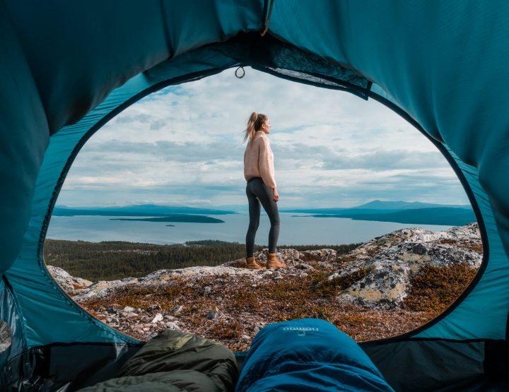 Into the wild met K-jak in Noorwegen